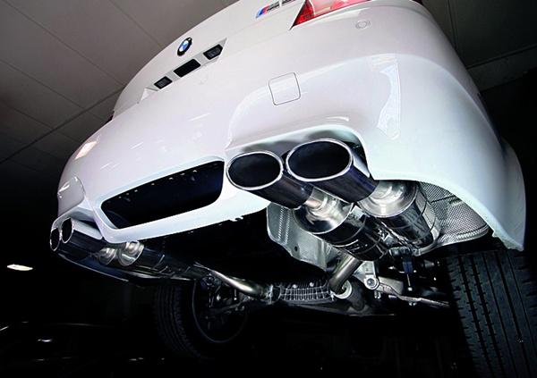 Race Sound Performance Exhausts Products M6 E63e64