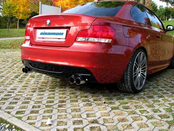 Race Sound Performance Exhausts Products 135i E82 Coupe